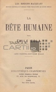 La bete humaine / Bestia umana