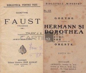 Faust;Hermann si Dorothea