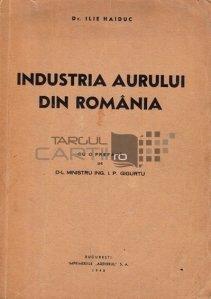 Industria aurului in Romania