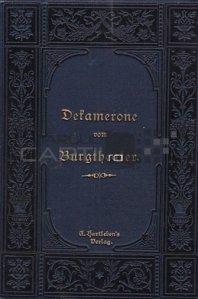 Dekamerone vom Burgtheater / Decameronul de la Teatrul Curtii Imperiale