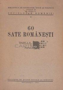 60 sate romanesti