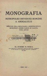 Monografia mitropoliei ortodoxe romane a Ardealului
