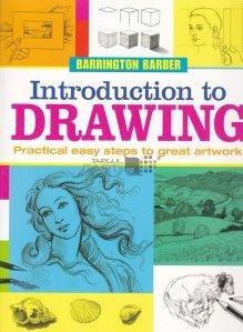 Introduction to drawing / Introducere in desen;pasi simpli si practici catre opera de arta