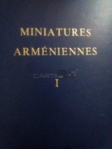 Miniatures armeniennes / Miniaturi armene
