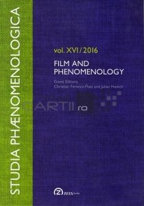 Film and phenomenology / Film si fenomenologie