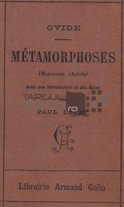 Metamorphoses / Metamorfoze