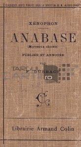 Anabase / Anabasis