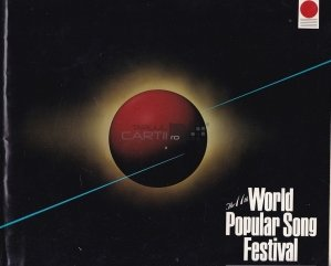 The 11th world popular song festival Yamaha Music / Cel de-al 11 lea festival de muzica Yamaja Japonia