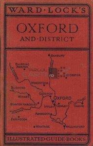 Oxford and district / Oxford si districtul;Un ghid ilustrat