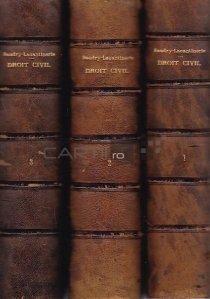 Precis de droit civil / Compendiu de drept civil
