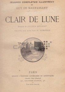 Clair de lune / Clar de luna