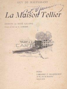 La maison Tellier / Casa Tellier