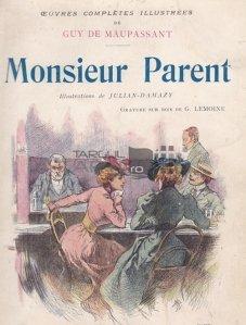 Monsieur parent / Domnul parinte
