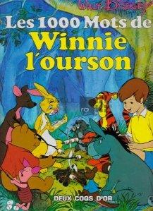 Les 1000 mots de Winnie l'ourson / Cele 1000 de cuvinte ale ursuletului Winnie