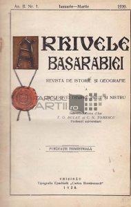 Arhivele Basarabiei