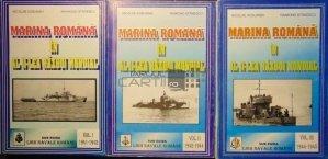 Marina romana in al II-lea razboi mondial