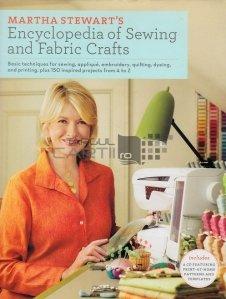 Encyclopedia of sewing and fabric crafts / Enciclopedia meșteșugurilor de cusut și țesături