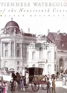 Viennese watercolors of the 19th century / Acuarele vieneze din secolul 19