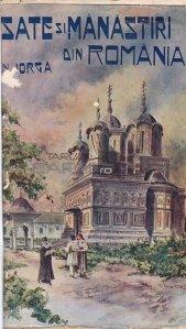 Sate si manastiri din Romania