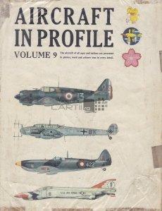 Aircraft in profile / Aviatia in profil