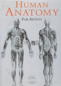 Human anathomy for artists / Anatomia umana pentru artisti