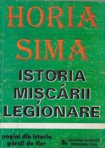 Istoria miscarii legionare