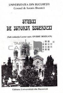 Studii de istoria bisericii