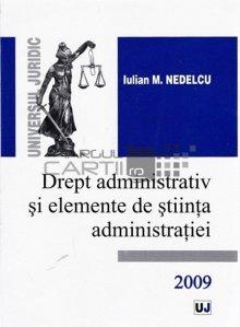 Drept administrativ si elemente de stiinta administratiei