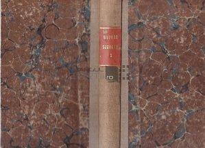 Histoire secrete de la cour de Berlin / Istoria secreta a Curtii din Berlin sau scrisorile unui calator francez de la 5 iulie 1786 pana la 19 ianuarie 1787