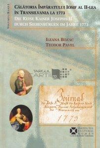 Calatoria imparatului Iosif al II-lea in Transilvania la 1773