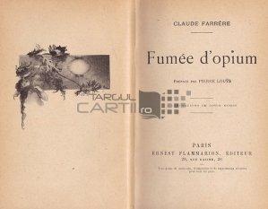 Fumee d'opium / Fum de opiu