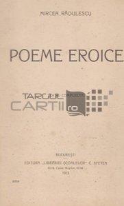 Poeme eroice