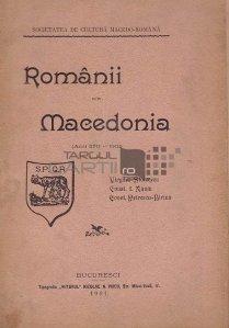 Romanii din Macedonia