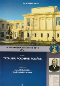 Donatori si donatii 1860-1948