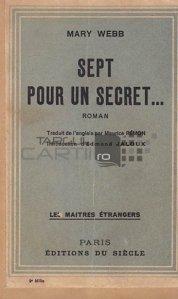 Sept pour un secret / Sapte pentru un secret