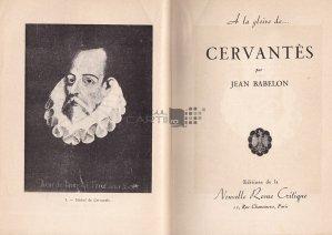 A la glorie de Cervantes / In memoria lui Cervantes