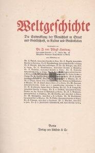 Weltgeschichte / Povestile lumii;Istoria moderna de la 1815