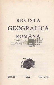 Revista geografica romana