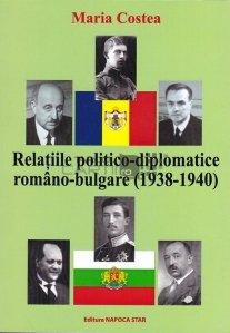 Relatiile politico-diplomatice romano-bulgare