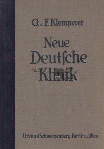 Neue Deutsche Klinik / Noua clinica germana;Chirurgia platica