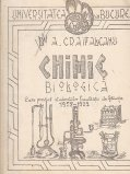 Chimie biologica