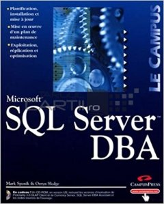 Microsoft SQL server DBA