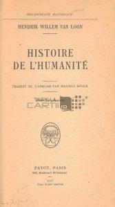 Histoire de l'humanite / Istoria lumii