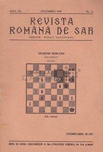 Revista romana de sah