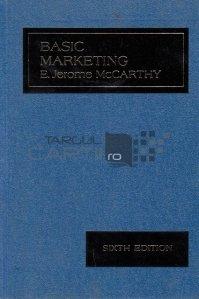 Basic marketing / Marketing de baza; o abordare manageriala