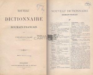 Nouveau dictionnaire roumain-francais / Noul dictionar roman-francez