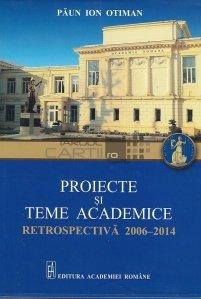 Proiecte si teme academice