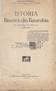 Istoria bisericii din Basarabia