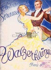 Walzerklange valses celebres waltz strains / Valsuri celebre