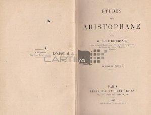 Etudes sur Aristophane / Studii despre Aristofan